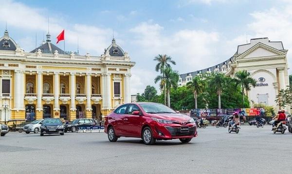 Thuê xe đi công tác ở Hà Tĩnh